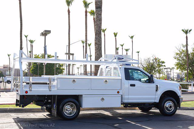 2021 Ford F-350 Regular Cab DRW 4x4, Royal Truck Body Contractor Body #21P375 - photo 11