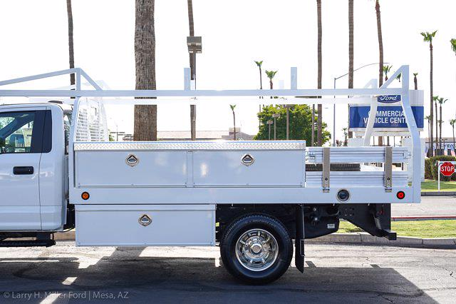 2021 Ford F-350 Regular Cab DRW 4x4, Royal Truck Body Contractor Body #21P375 - photo 6