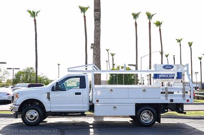 2021 Ford F-350 Regular Cab DRW 4x4, Royal Truck Body Contractor Body #21P375 - photo 5