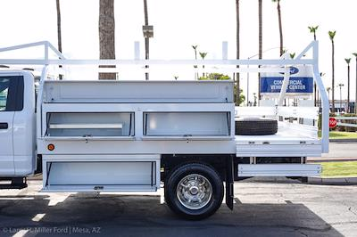 2021 Ford F-350 Regular Cab DRW 4x4, Royal Truck Body Contractor Body #21P375 - photo 7