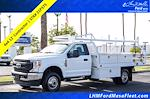 2021 Ford F-350 Regular Cab DRW 4x4, Royal Truck Body Contractor Body #21P375 - photo 1