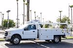 2021 Ford F-350 Regular Cab DRW 4x4, Royal Truck Body Contractor Body #21P375 - photo 3