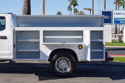2021 Ford F-350 Crew Cab DRW 4x2, Royal Truck Body Service Body #21P377 - photo 7