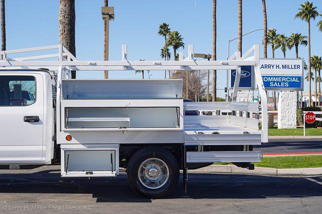 2021 Ford F-350 Crew Cab DRW 4x2, Royal Truck Body Contractor Body #21P378 - photo 7