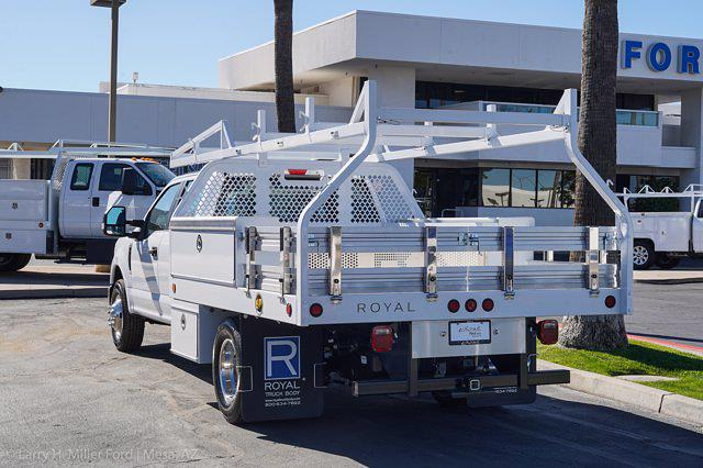 2021 Ford F-350 Crew Cab DRW 4x2, Royal Truck Body Contractor Body #21P378 - photo 2