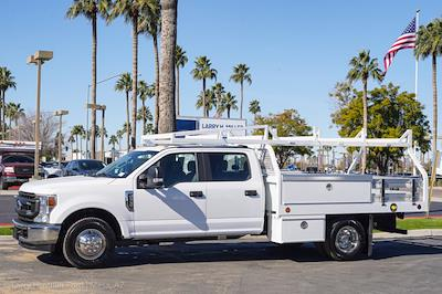 2021 Ford F-350 Crew Cab DRW 4x2, Royal Truck Body Contractor Body #21P379 - photo 3