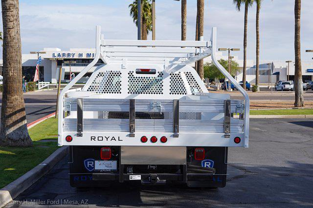 2021 Ford F-350 Crew Cab DRW 4x2, Royal Truck Body Contractor Body #21P380 - photo 12