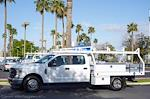 2021 Ford F-350 Crew Cab DRW 4x2, Royal Truck Body Contractor Body #21P380 - photo 3
