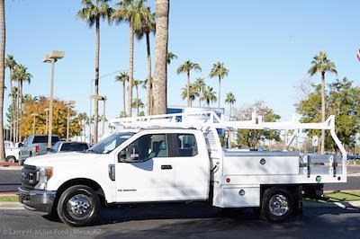 2021 Ford F-350 Super Cab DRW 4x2, Royal Truck Body Contractor Body #21P384 - photo 3