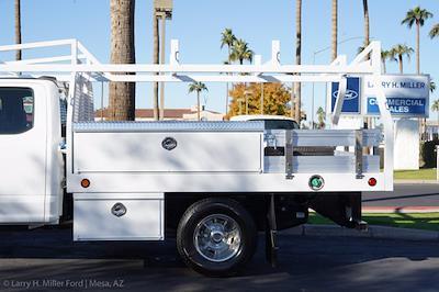 2021 Ford F-350 Super Cab DRW 4x2, Royal Truck Body Contractor Body #21P384 - photo 5