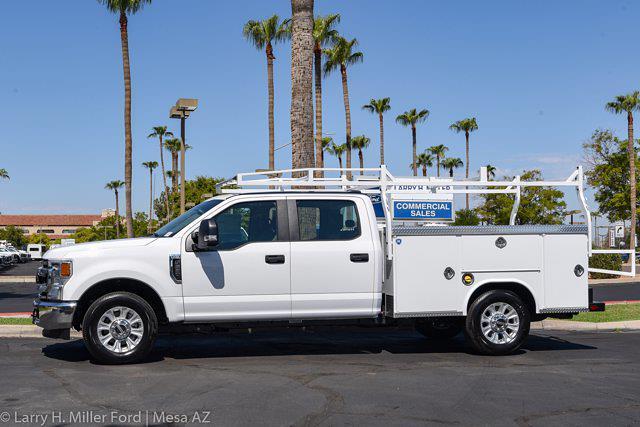 2021 Ford F-250 Crew Cab 4x2, Royal Truck Body Service Body #21P386 - photo 3