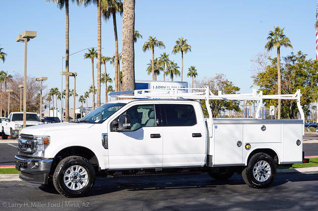 2021 Ford F-250 Crew Cab 4x4, Royal Truck Body Service Body #21P387 - photo 3