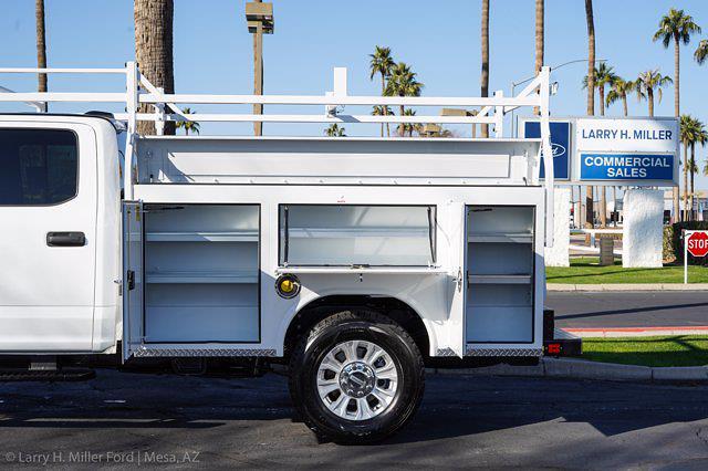 2021 Ford F-250 Crew Cab 4x4, Royal Truck Body Service Body #21P387 - photo 6