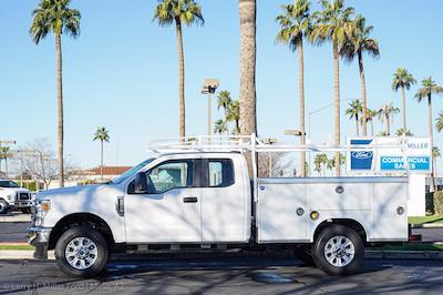 2021 Ford F-350 Super Cab 4x4, Royal Truck Body Service Body #21P392 - photo 2