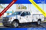 2021 Ford F-350 Super Cab 4x4, Royal Truck Body Service Body #21P392 - photo 1