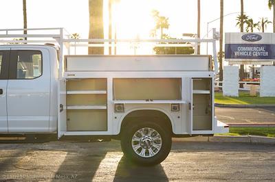 2021 Ford F-350 Super Cab 4x4, Royal Truck Body Service Body #21P393 - photo 6