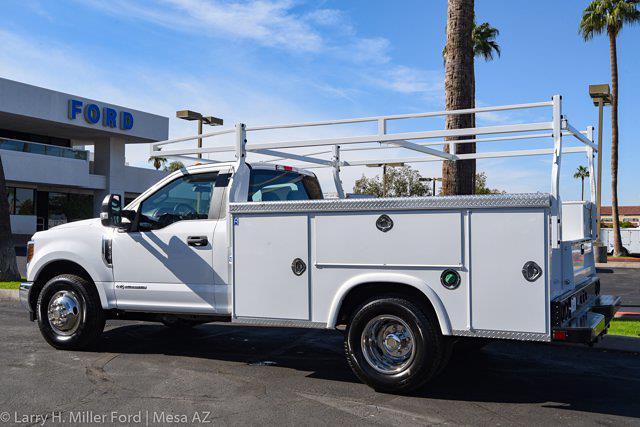 2021 Ford F-350 Regular Cab DRW 4x2, Royal Truck Body Service Body #21P401 - photo 6