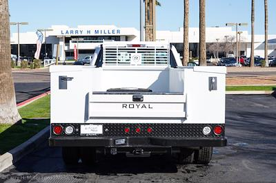 2021 Ford F-350 Regular Cab DRW 4x2, Royal Truck Body Service Body #21P401 - photo 10
