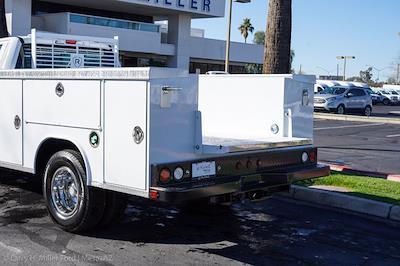2021 Ford F-350 Regular Cab DRW 4x2, Royal Truck Body Service Body #21P401 - photo 9