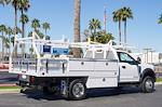 2021 Ford F-450 Regular Cab DRW 4x4, Royal Truck Body Contractor Body #21P404 - photo 11