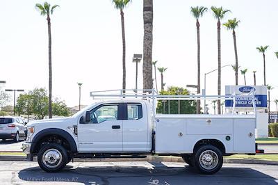 2021 Ford F-450 Super Cab DRW 4x4, Royal Truck Body Contractor Body #21P405 - photo 2