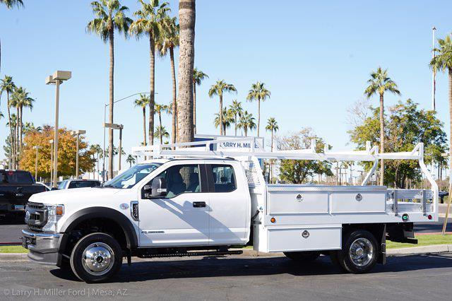 2021 Ford F-550 Super Cab DRW 4x4, Royal Truck Body Contractor Body #21P406 - photo 3