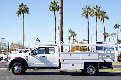 2021 Ford F-550 Super Cab DRW 4x4, Royal Truck Body Contractor Body #21P406 - photo 2