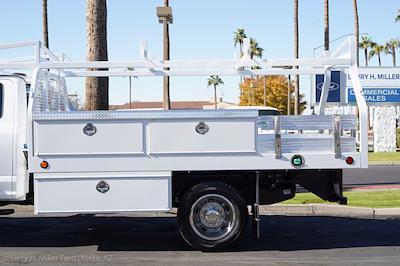 2021 Ford F-550 Super Cab DRW 4x4, Royal Truck Body Contractor Body #21P406 - photo 5