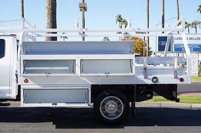 2021 Ford F-550 Super Cab DRW 4x4, Royal Truck Body Contractor Body #21P406 - photo 6