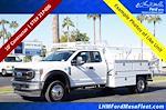 2021 Ford F-550 Super Cab DRW 4x4, Royal Truck Body Contractor Body #21P406 - photo 1