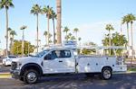 2021 F-550 Super Cab DRW 4x4,  Royal Truck Body Utility Crane Body Mechanics Body #21P407 - photo 3