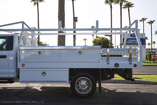 2021 Ford F-450 Regular Cab DRW 4x4, Royal Truck Body Contractor Body #21P416 - photo 5