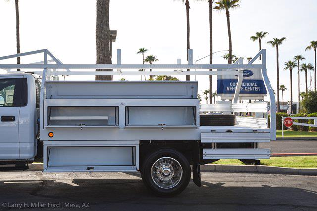 2021 Ford F-450 Regular Cab DRW 4x4, Royal Truck Body Contractor Body #21P416 - photo 6