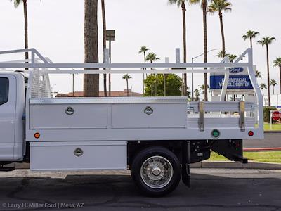 2021 Ford F-550 Super Cab DRW 4x2, Royal Truck Body Contractor Body #21P420 - photo 5