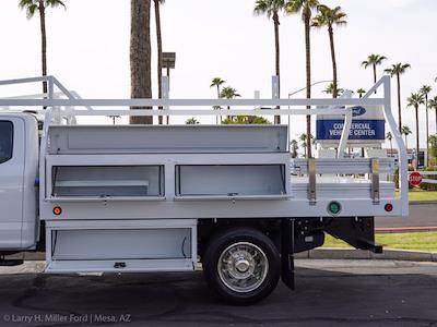 2021 Ford F-550 Super Cab DRW 4x2, Royal Truck Body Contractor Body #21P420 - photo 6