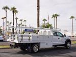 2021 F-550 Super Cab DRW 4x2,  Royal Truck Body Contractor Body #21P420 - photo 10