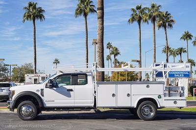 2021 F-550 Super Cab DRW 4x2,  Royal Truck Body Service Combo Body #21P421 - photo 2