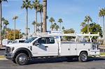 2021 F-550 Super Cab DRW 4x2,  Royal Truck Body Service Combo Body #21P421 - photo 3