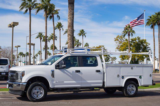 2021 Ford F-350 Crew Cab 4x4, Royal Truck Body Service Body #21P422 - photo 3
