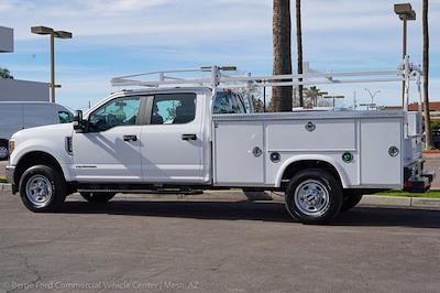 2021 Ford F-350 Crew Cab 4x4, Royal Truck Body Service Body #21P422 - photo 5