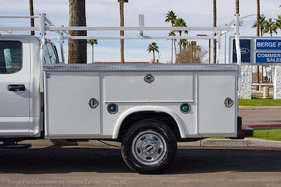 2021 Ford F-350 Crew Cab 4x4, Royal Truck Body Service Body #21P422 - photo 6