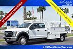 2021 F-550 Crew Cab DRW 4x2,  Royal Truck Body Contractor Body #21P423 - photo 1