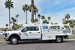 2021 F-550 Crew Cab DRW 4x2,  Royal Truck Body Contractor Body #21P423 - photo 3