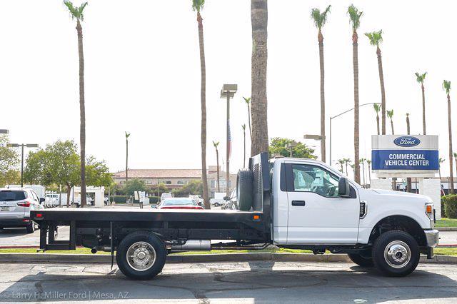 2021 Ford F-350 Regular Cab DRW 4x4, Knapheide Value-Master X Platform Body #21P425 - photo 11