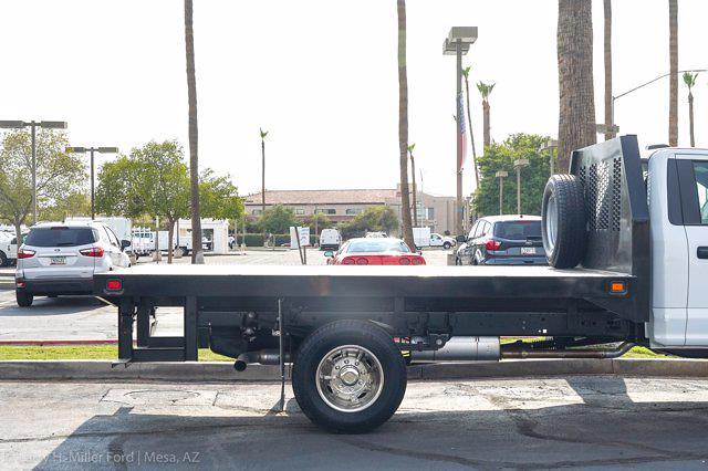 2021 Ford F-350 Regular Cab DRW 4x4, Knapheide Value-Master X Platform Body #21P425 - photo 12