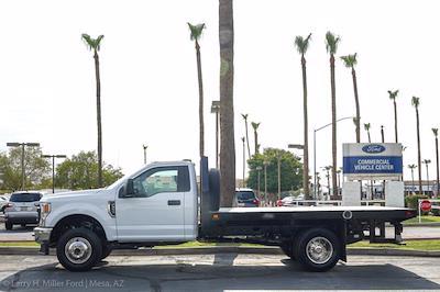 2021 Ford F-350 Regular Cab DRW 4x4, Knapheide Value-Master X Platform Body #21P425 - photo 5