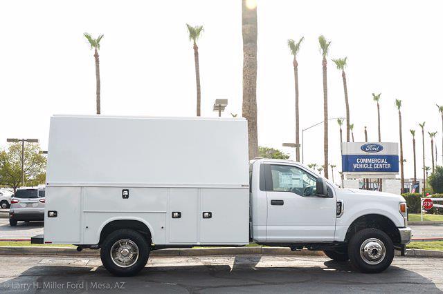 2021 Ford F-350 Regular Cab DRW 4x4, Knapheide KUVcc Service Body #21P426 - photo 14