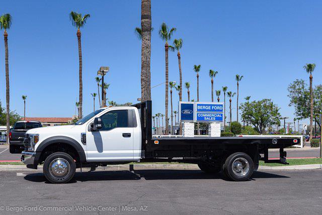 2021 Ford F-450 Regular Cab DRW 4x2, Knapheide Value-Master X Platform Body #21P432 - photo 3