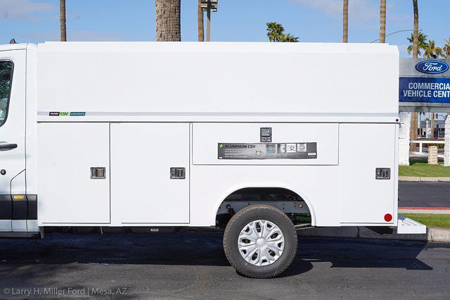 2021 Transit 350 Low Roof 4x2,  Reading Aluminum CSV Service Utility Van #21P433 - photo 5