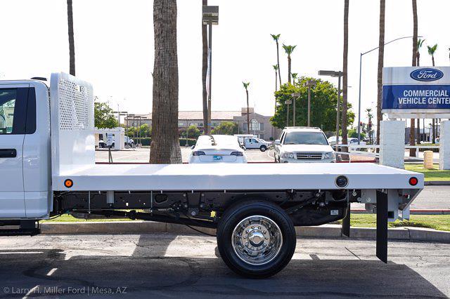 2021 Ford F-450 Regular Cab DRW 4x2, Scelzi Platform Body #21P440 - photo 1